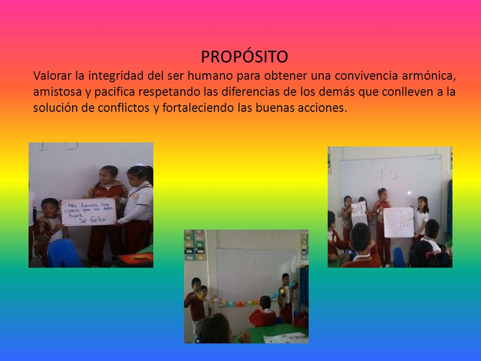 SIENTE Durante esta etapa los alumnos se reunieron para reflexionar y expresar sus inquietudes sobre la necesidad de fortalecer el respeto y la honestidad.