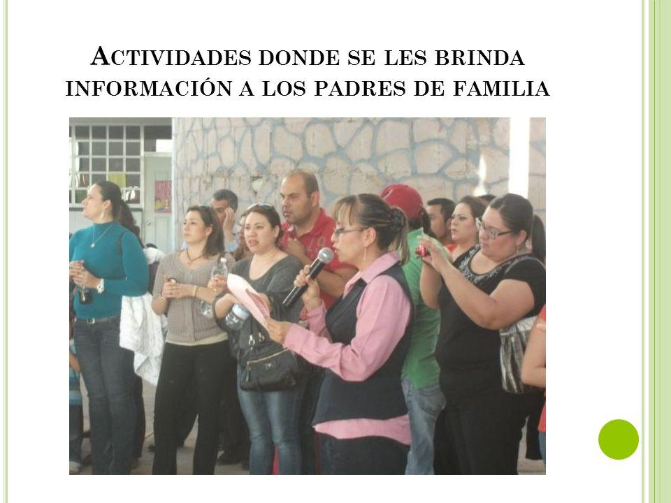 PARTICIPACIÓN ACTIVA DEL ALUMNADO