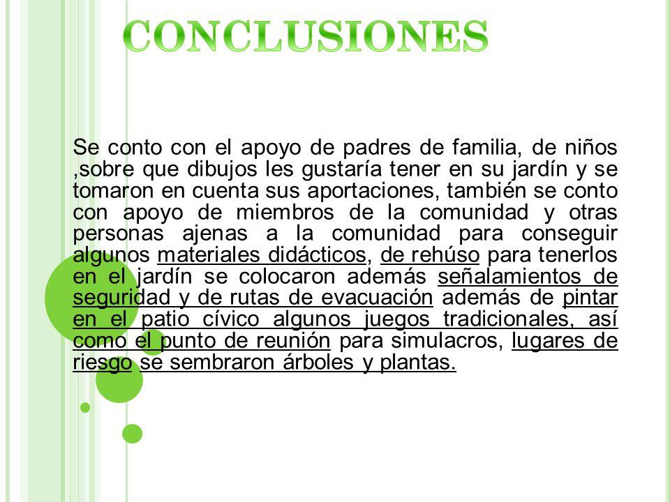 INCREMENTO DE MATERIALES DIDACTIOS Y DE REHUSO