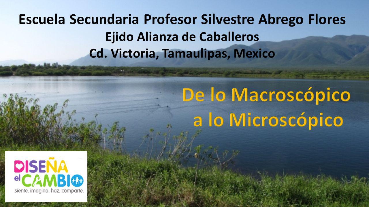 Escuela Secundaria Profesor Silvestre Abrego Flores Ejido Alianza de Caballeros Cd. Victoria, Tamaulipas, Mexico