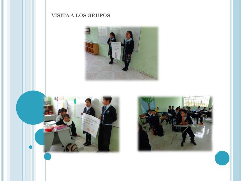 PUBLICACION DE CARTELES.