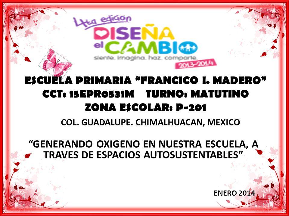 ESCUELA PRIMARIA FRANCICO I.