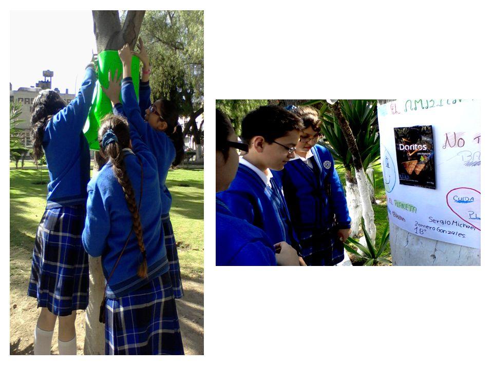 Acciones en la Escuela Secundaria Visita a cada grupo para invitarlos a ser parte del proyecto Talleres