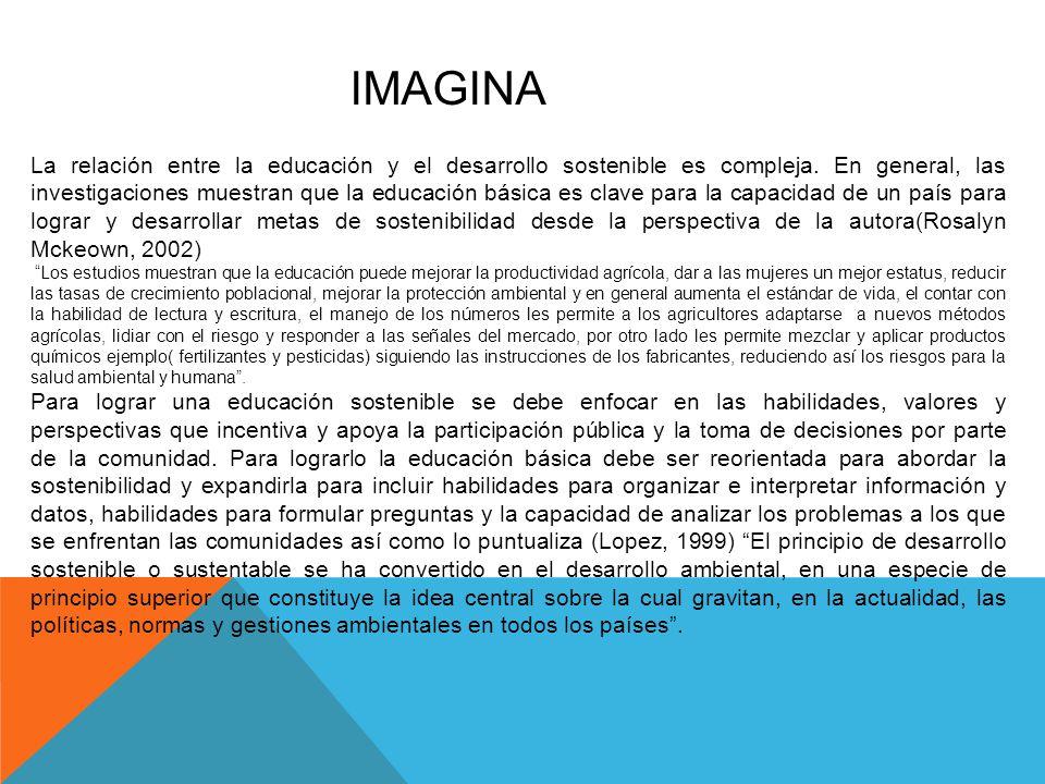 CONCLUSIONES Este trabajo me permitió como docente, conocer el contexto en el que viven los alumnos, involucrar a toda la comunidad escolar para el desarrollo de las distintas actividades que se han llevado acabo.