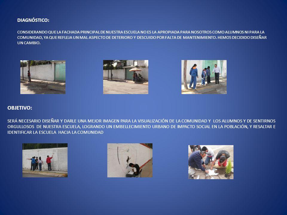 SIENTE DEL 1º AL 30 DE NOVIEMBRE DEL 2011 SE INTEGRÓ EL EQUIPO POR ALUMNOS DE 1º GRADO, DOS ALUMNOS POR GRUPO.