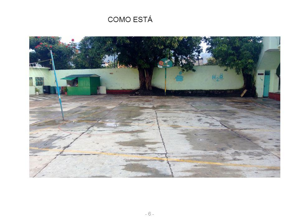 COMO ESTÁ - 6 -