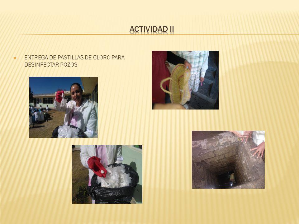 ENTREGA DE PLATA COLOIDAL PARA DESINFECTAR, AGUA, FRUTAS Y VERDURAS.