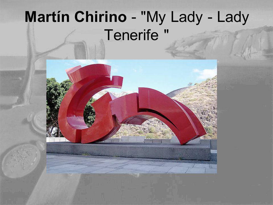 Martín Chirino -