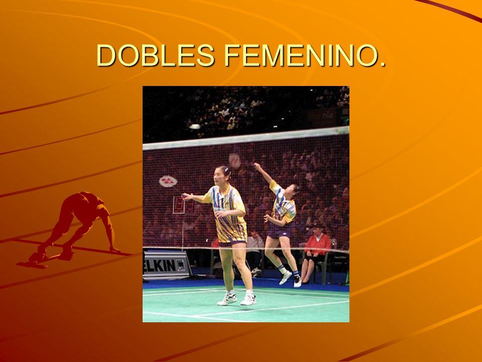 DOBLES FEMENINO.