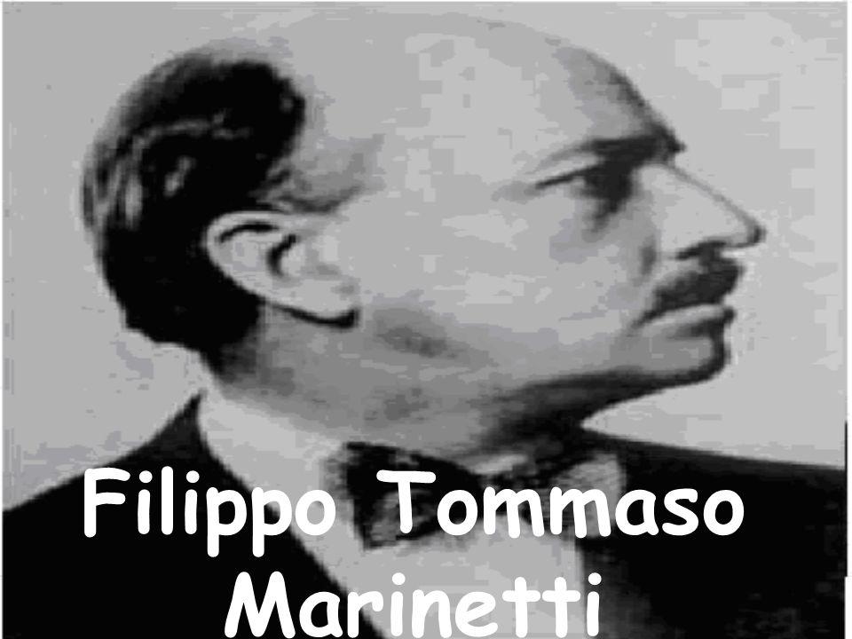 Marinetti fue escritor y activista político.Nació en Alejandría el 22 de diciembre de 1876.