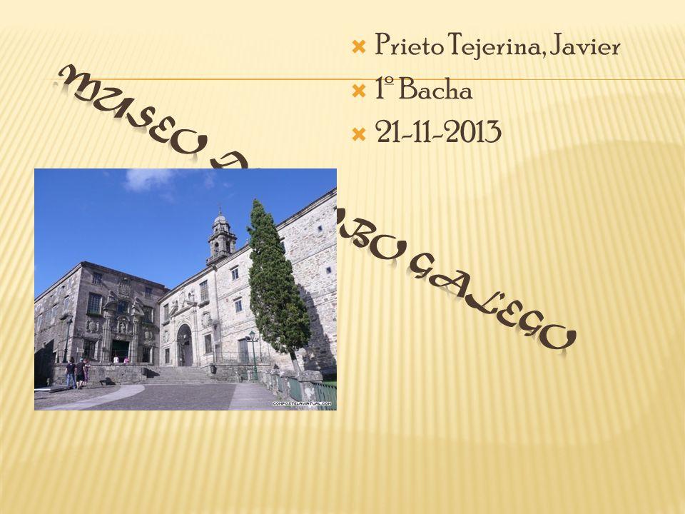 Prieto Tejerina, Javier 1º Bacha 21-11-2013