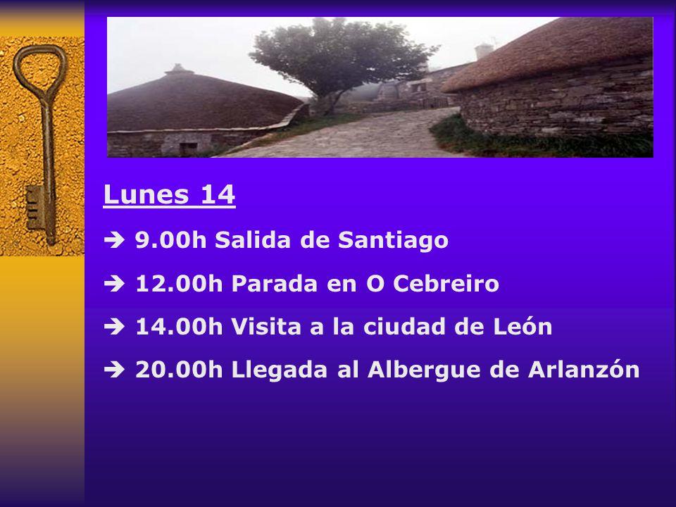 Descanso en O Cebreiro (Piedrafita- Lugo) Visitaremos las viviendas típicas de la montaña del este gallego (Ancares y O Cebreiro)