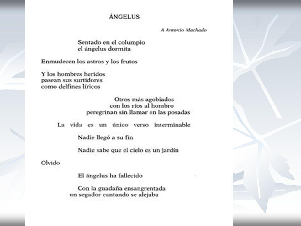 Características literarias Disposición peculiar de los versos o empleo de diferentes tipos en cuanto a forma o tamaño.