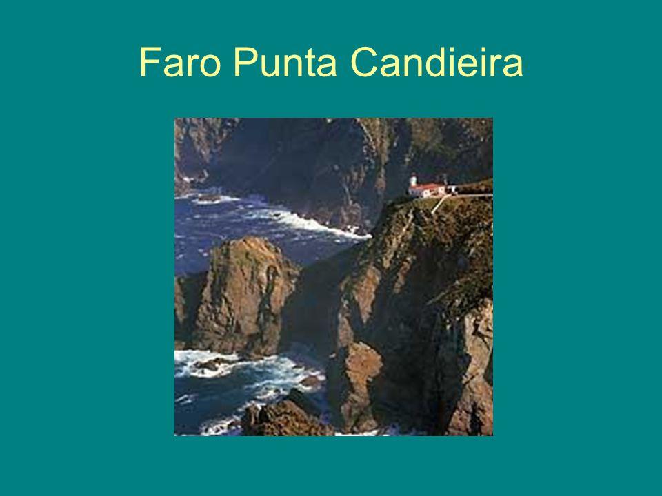 Faro Punta Candieira