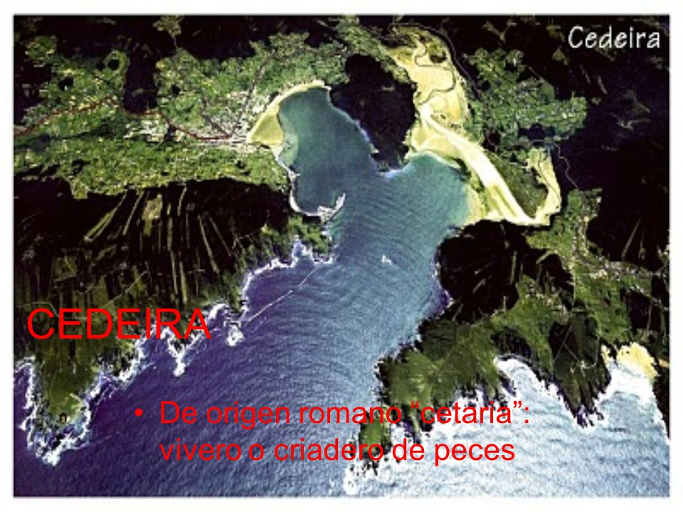 Cedeira Pueblo costero situado al norte de la provincia de A Coruña 7500 habitantes 84 km 2