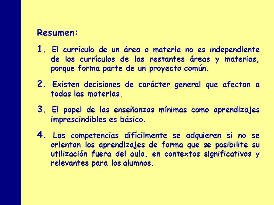 MINISTERIO DE EDUCACIÓN, POLÍTICA SOCIAL Y DEPORTE Resumen: 1.
