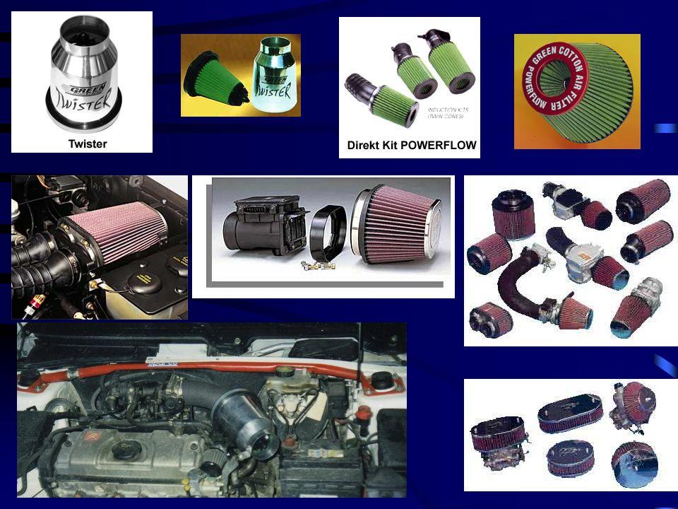Modificacion del cigueñal Se puede cambiar el cigueñal en conjunto con Bielas y pistones, para aumentarle la carrera y en consecuencia aumentarle la cilindrada o para disminuir la carrera para poder asi aumentar el tamaño de los cilindros y válvulas.