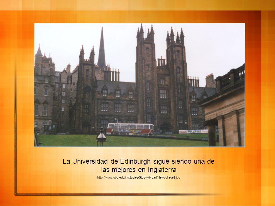 La Universidad de Edinburgh sigue siendo una de las mejores en Inglaterra http://www.obu.edu/intstudies/StudyAbroad/Newcollege2.jpg