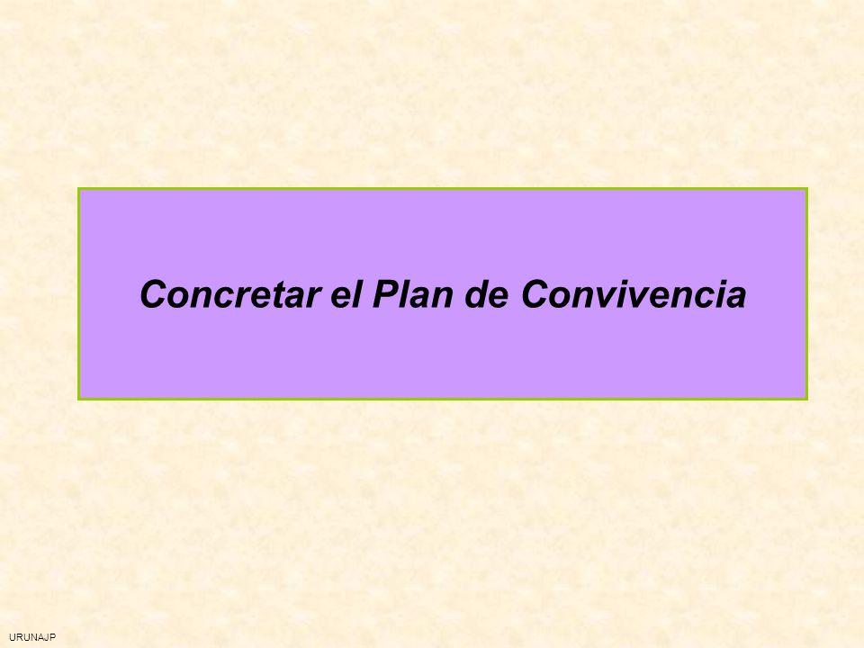 URUNAJP Contar con apoyos externos Aprovechar los recursos municipales AyuntamientosAyuntamientos Continuidad acción centro y familias FamiliasFamilia