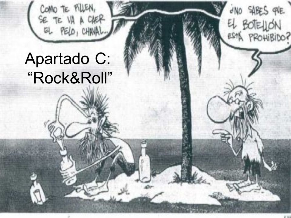 Apartado C: Rock&Roll