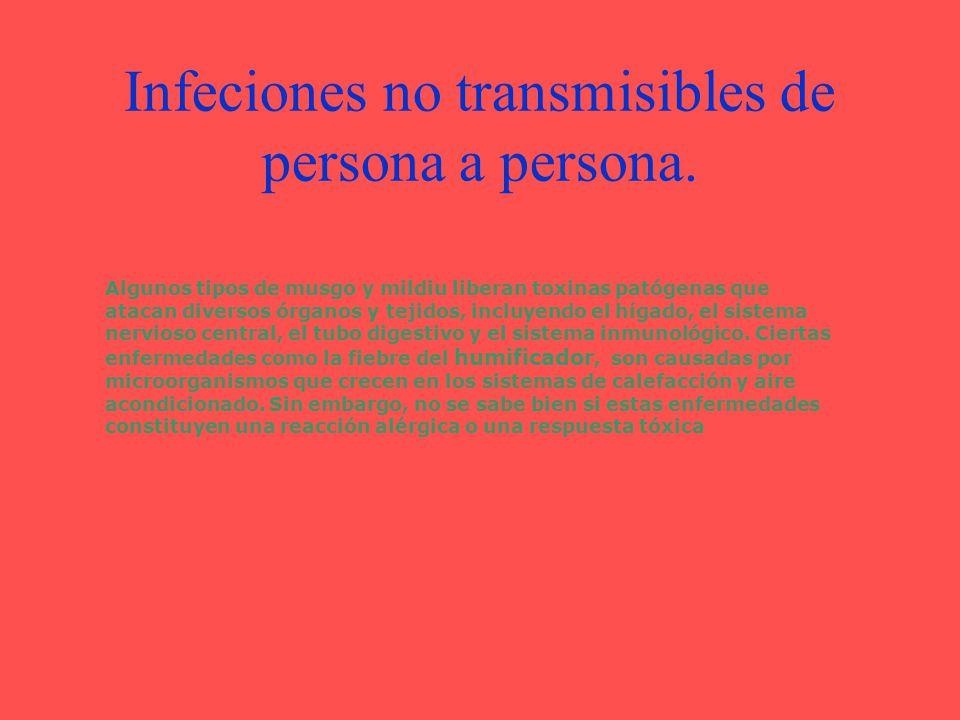 Infecciones nocosomiales u hospitalarias