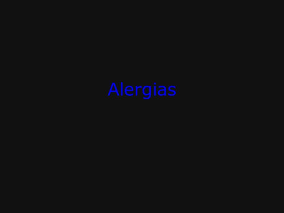 La alergia es una hipersensibilidad a una particular sustancia que, si se inhala, ingiere o se toca produce unos síntomas característicos.
