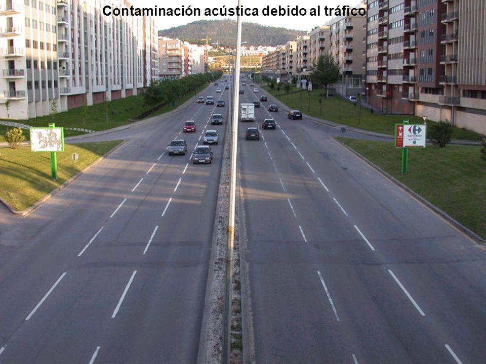 La contaminación acústica en nuestras ciudades · La contaminación acústica es un problema cada vez más preocupante en nuestras ciudades. Aun cuando se