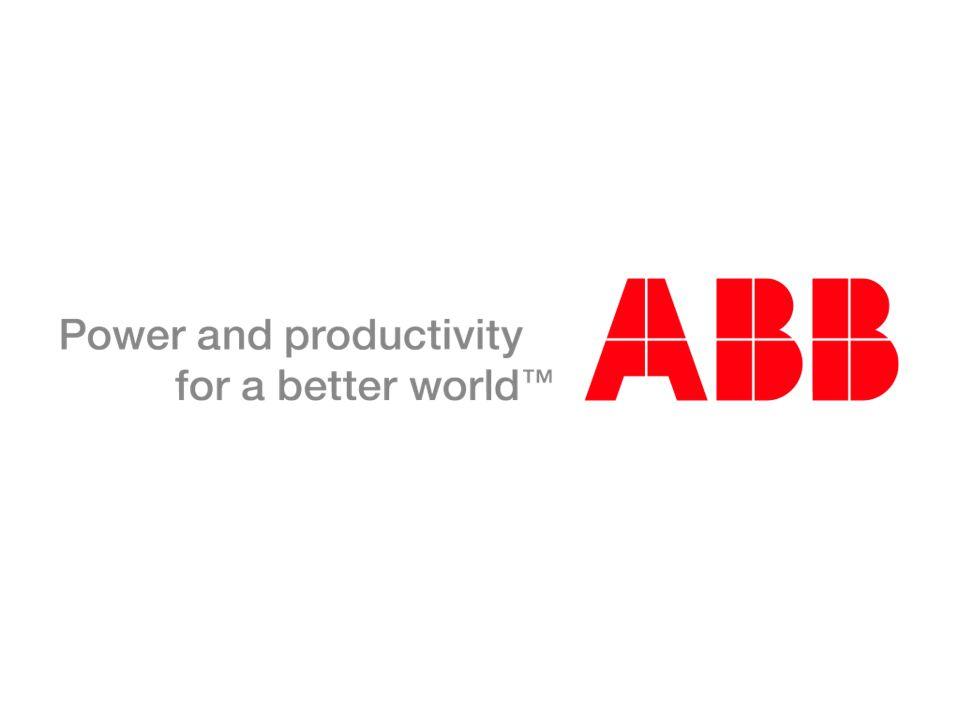 © ABB Group June 11, 2014 | Slide 10