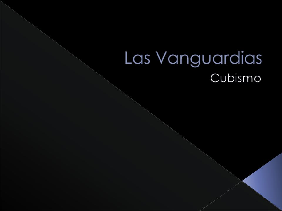 Características generales.Creador del cubismo. Rasgos representativos del movimiento.