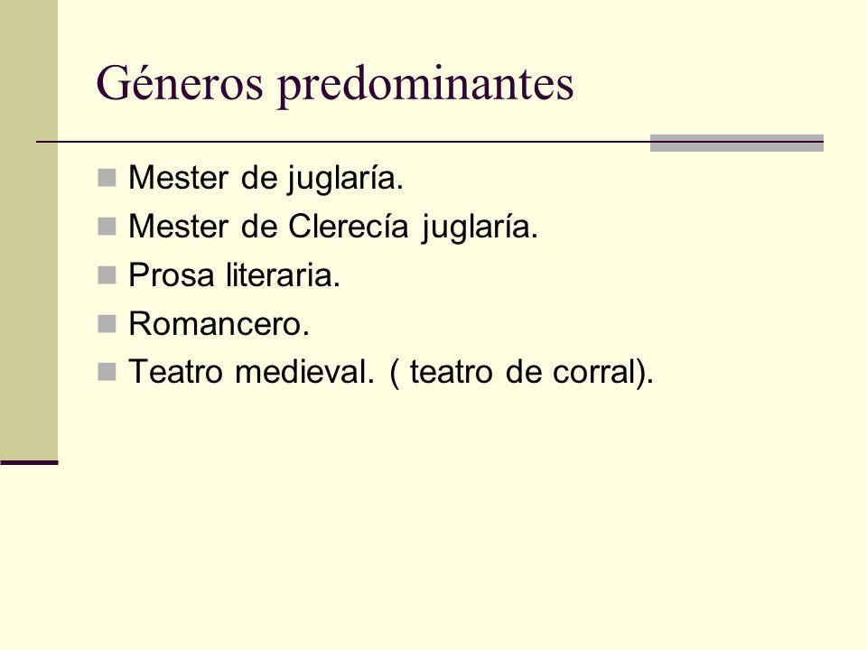 Antecedentes literarios Antecedentes : las jarchas.
