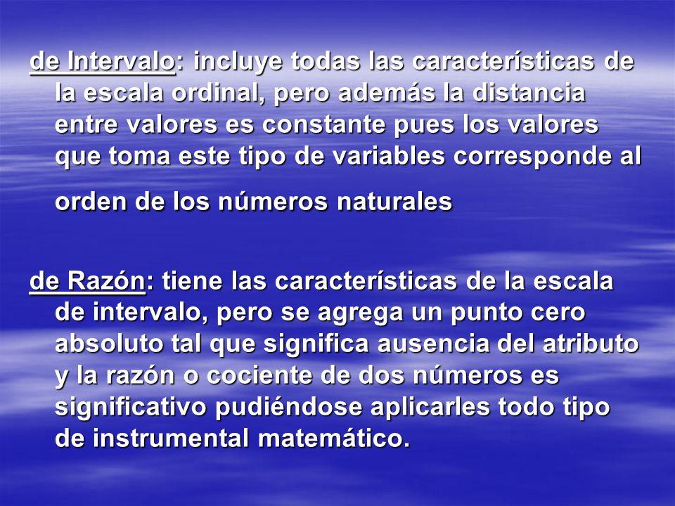 Tipos de Variables Variables cualitativas (o categóricas): aquellas que no aparecen en forma numérica, sino como categorías o atributos (sexo, profesión, color de ojos).