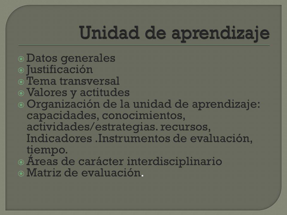 La evaluación se realiza con criterios e indicadores.