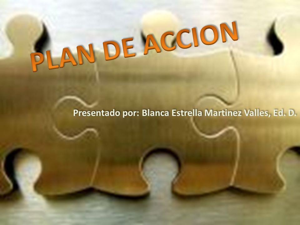 Presentado por: Blanca Estrella Martinez Valles, Ed. D.