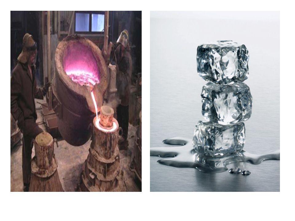 3.- Evaporación Es la transformación de las partículas de superficie de un líquido, en gas, por la acción del calor.