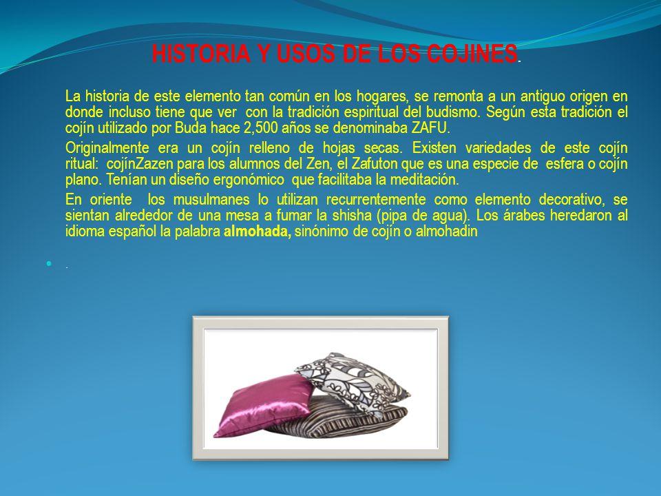 TIPOS DE ALMOHADAS Almohada tradicional.La almohada tradicional es una pieza estrecha y larga.