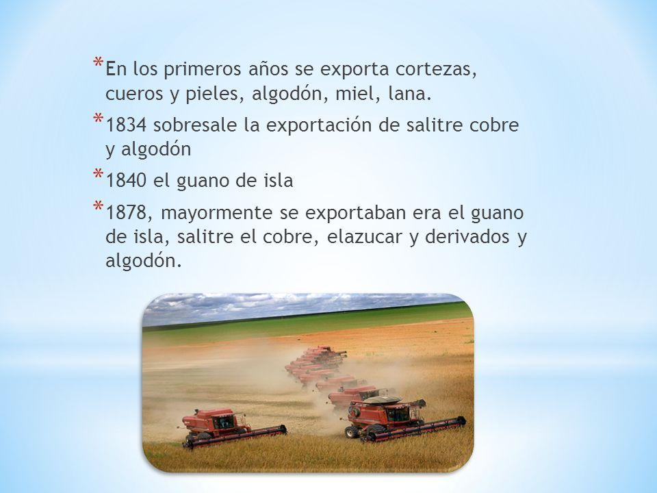 * El contrabando se hacían por los puertos costeños y las fronteras de Bolivia y Ecuador lo cual afectaba al estado y a algunos comerciantes formales peruanos y extranjeros.