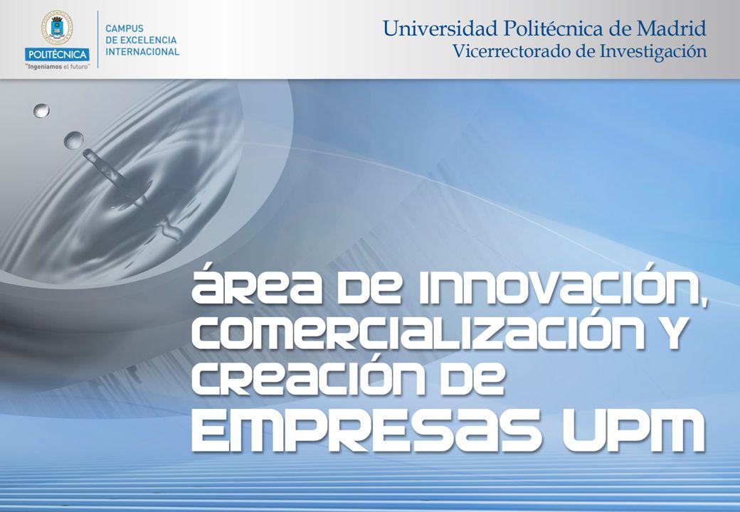 Innovación, Comercialización y Creación de Empresas UPM