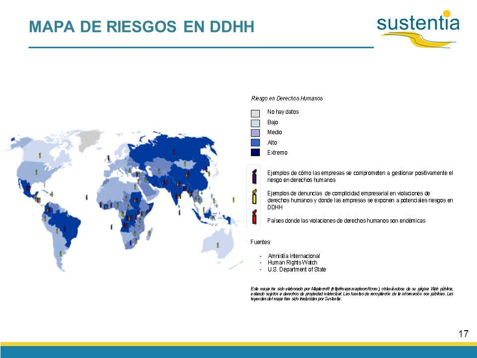 16 MAPA DE CORRUPCIÓN