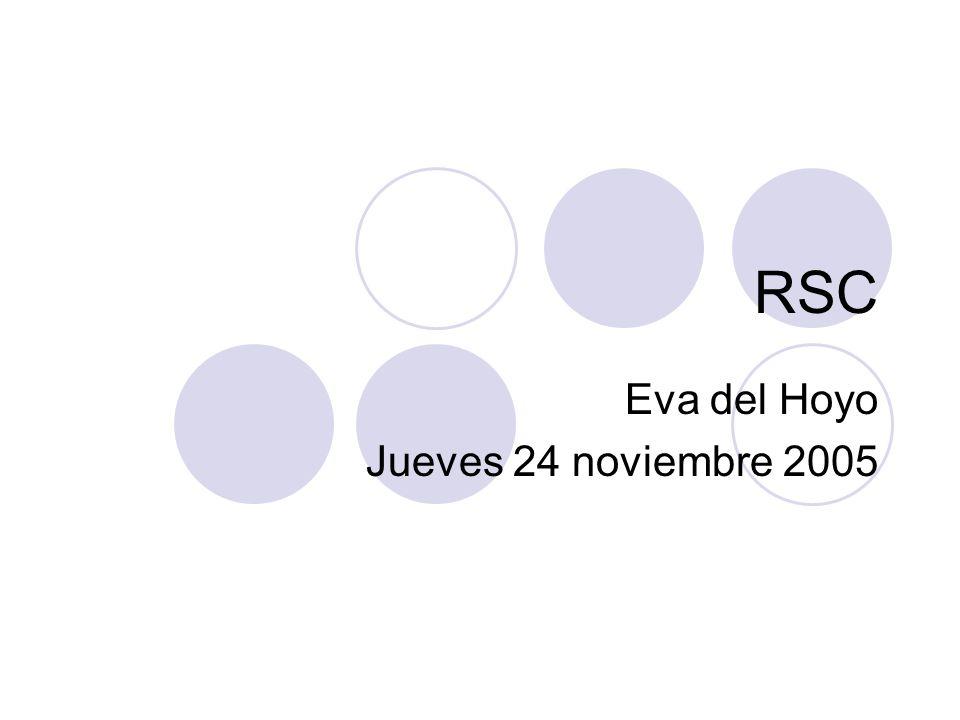 RSC Eva del Hoyo Jueves 24 noviembre 2005