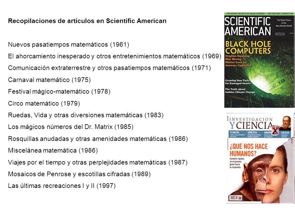 Fraudes en las seudociencias La ciencia: lo bueno, lo malo y lo falso (Alianza) La nueva era (Alianza) Urantia: ¿revelación divina o negocio editorial.