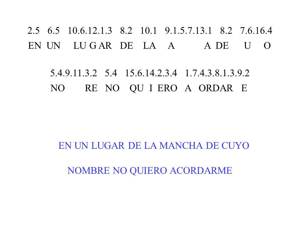LA CIFRA PIGPEN Cifra de sustitución monoalfabética utilizada, entre otros, por los masones del siglo XVIII para proteger sus archivos.