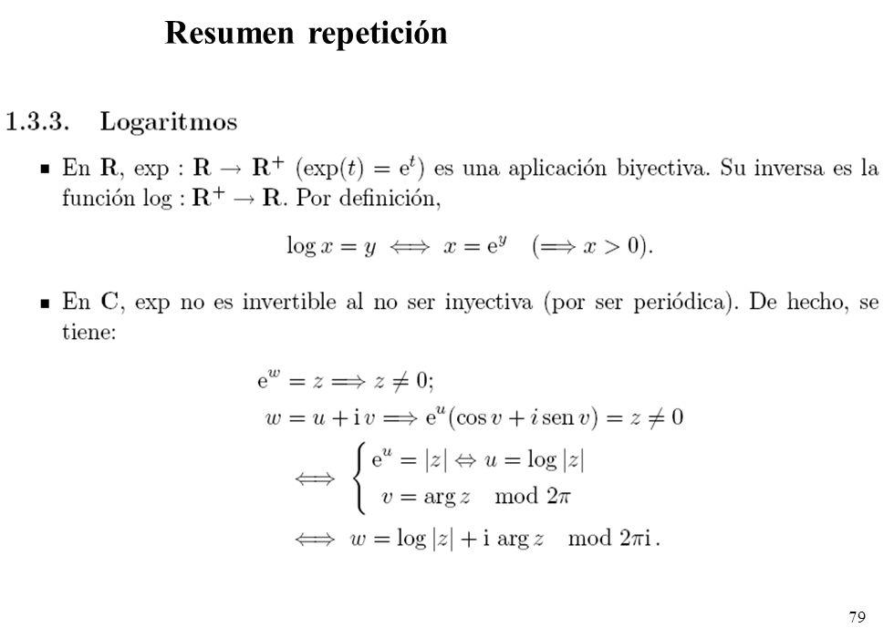 79 Resumen repetición