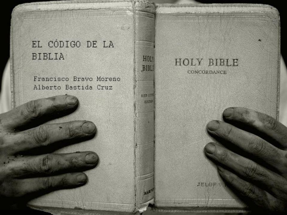 Los orígenes del estudio de la Biblia Las primeras referencias acerca de la búsqueda de un patrón o código en la Biblia se remonta al Siglo XII.
