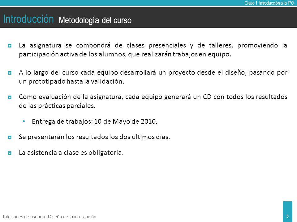 Clase 1: Introducción a la IPO Introducción 4.