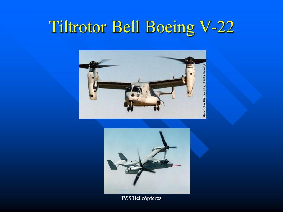 IV.5 Helicópteros Tiltrotor Bell Boeing V-22