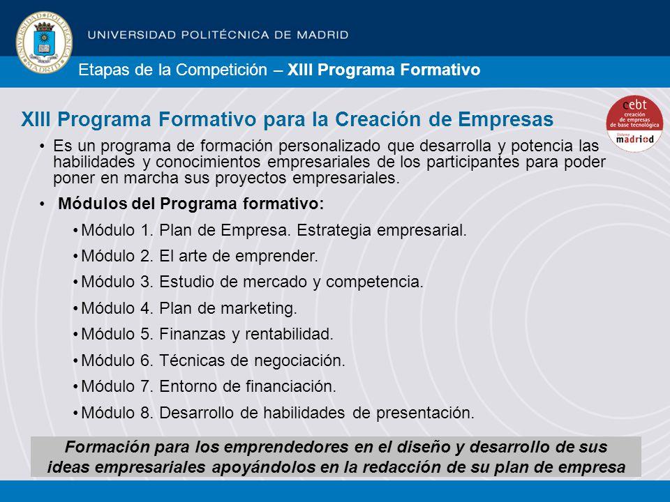 Es un programa de formación personalizado que desarrolla y potencia las habilidades y conocimientos empresariales de los participantes para poder poner en marcha sus proyectos empresariales.