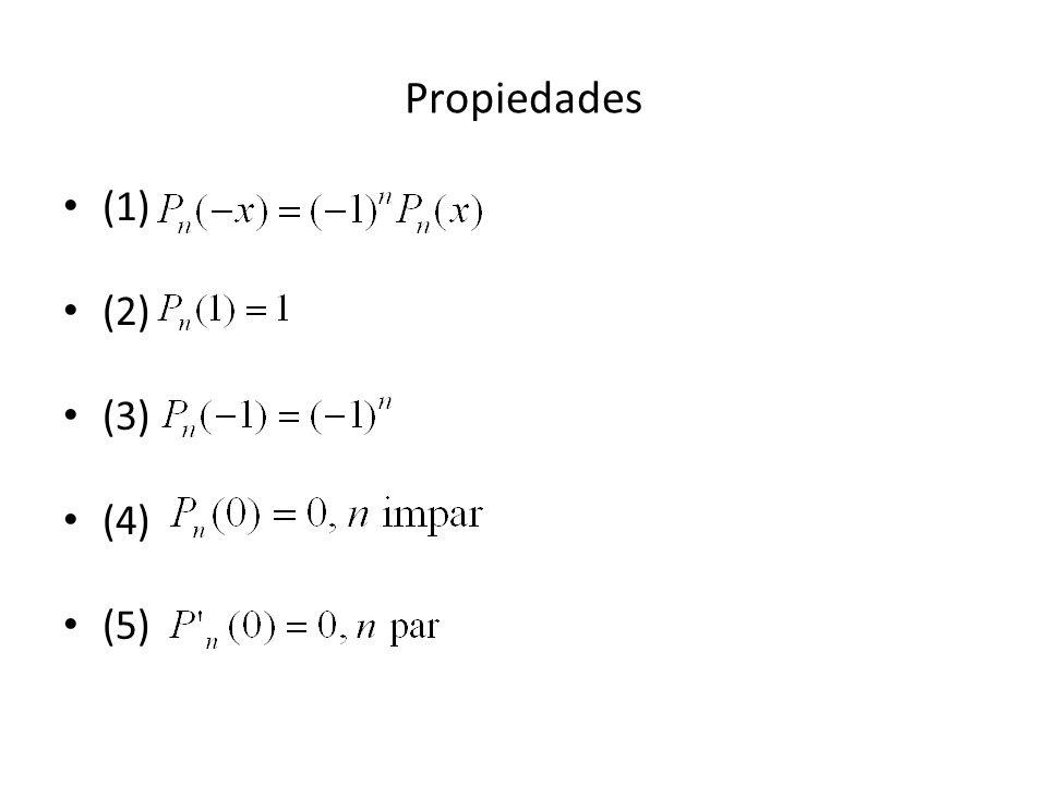 Propiedades (1) (2) (3) (4) (5)