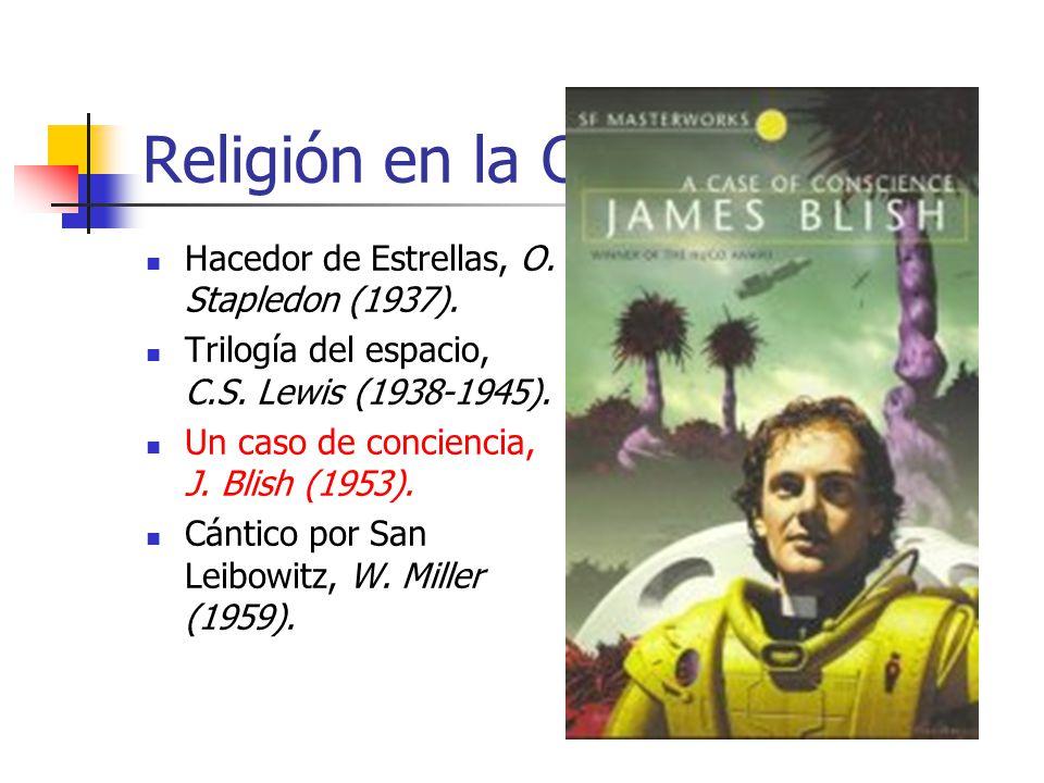 Religión en la Ciencia-Ficción Hacedor de Estrellas, O.