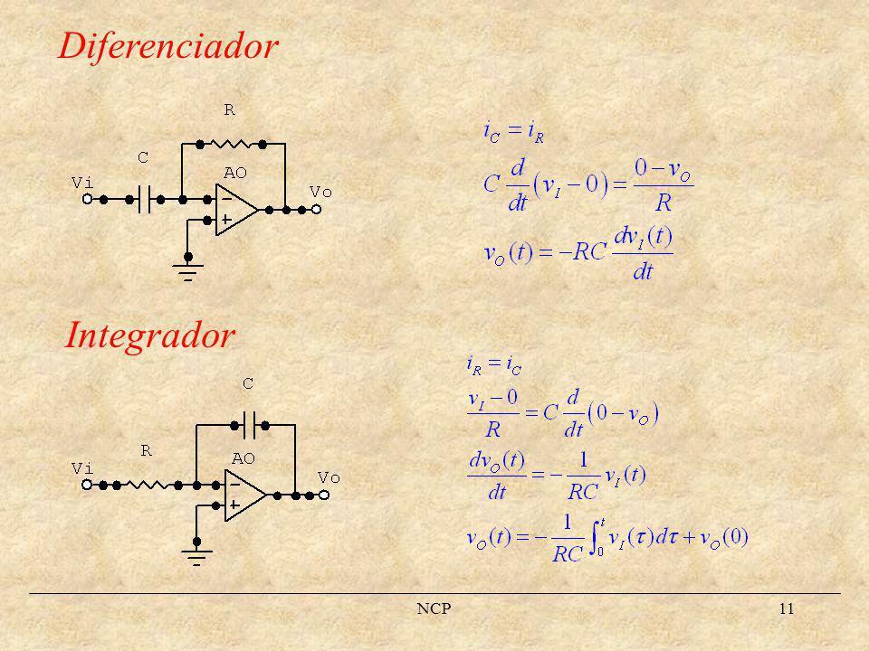 NCP12 Filtros Los filtros procesan señales en función de sus frecuencias.