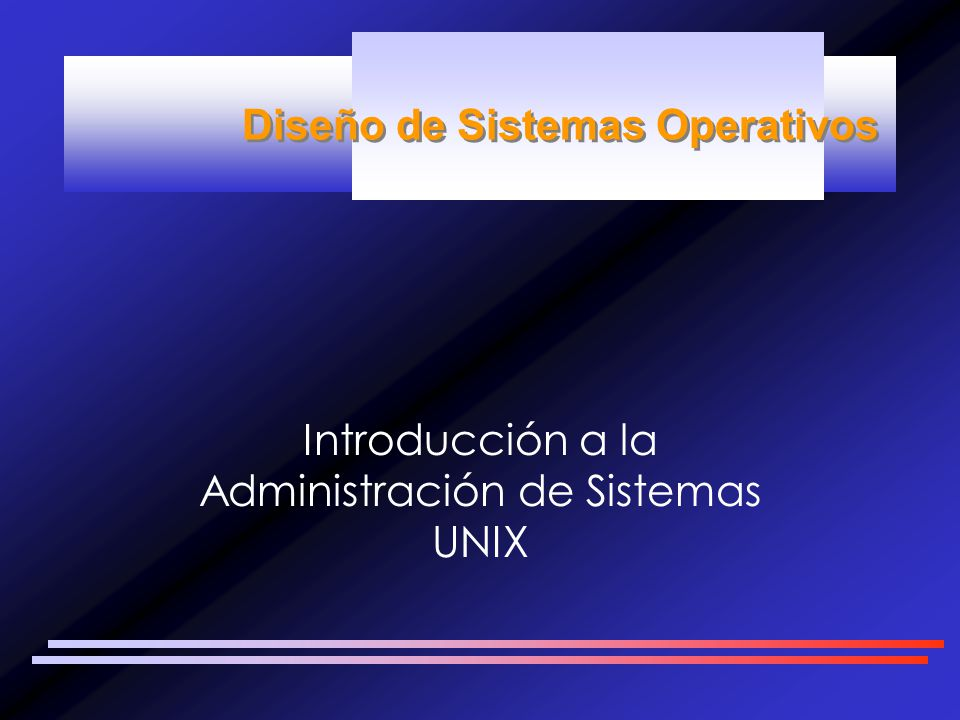 Introducción a la Administración de Sistemas Unix 92 TCP Wrappers # /etc/hosts.deny ALL: PARANOID # Direciones sospechosas ALL: ALL # Todos los servicios # /etc/hosts.allow telnetd, ftpd: LOCAL,.fi.upm.es fingerd: ALL: (finger @%h | mail -s finger @%h root)
